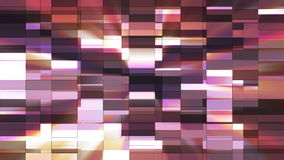 Twinkling Horizontal Small Squared Hi-Tech Bars 41 stock footage