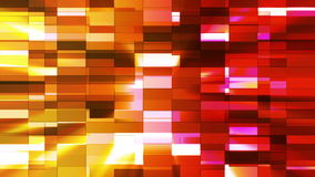 Twinkling Horizontal Small Squared Hi-Tech Bars 44 stock video footage