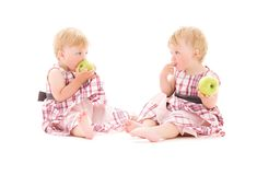 Twins Stock Photos