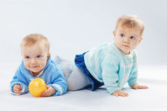 Free Twins Stock Images - 11636414