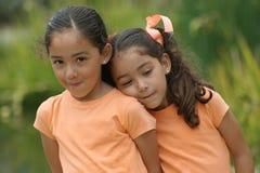 Twins Stock Photo