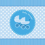 Twins baby shower Stock Images