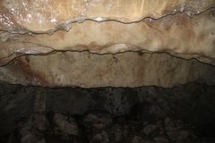 Twins Cave, Israel royalty free stock photo