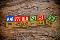 Twins 2 Stock Images