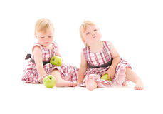 Twins Stock Images