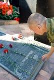 Twintig jaar na de oorlog in Afghanistan Royalty-vrije Stock Afbeelding