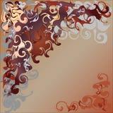 twirl ανασκόπησης Στοκ φωτογραφία με δικαίωμα ελεύθερης χρήσης