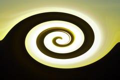 Twirl abstrato Foto de Stock