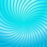 Twirl blue abstract. Vector EPS Royalty Free Stock Photo