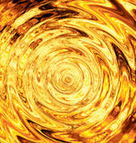 Twirl of bright explosion flash Royalty Free Stock Photo