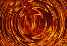 Twirl of bright explosion flash. fire burst Royalty Free Stock Photos