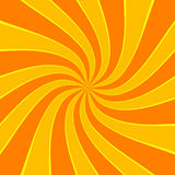 Twirl burst background Royalty Free Stock Photography