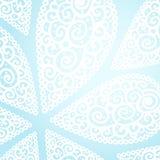 Twirl doodle вектора падает предпосылка Стоковые Изображения