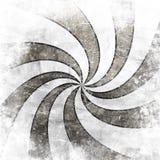 Twirl on grunge Stock Image