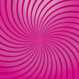 Twirl pink abstract Stock Photo