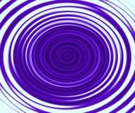 Twirl violeta Fotos de Stock Royalty Free