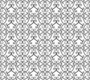 Twirl wzór Zdjęcie Stock