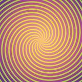 Twirled background Royalty Free Stock Image