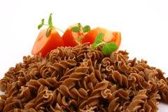 Twirls Fusilli ζυμαρικά Στοκ εικόνες με δικαίωμα ελεύθερης χρήσης