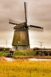 Twiske Windmill Stock Photos