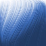 Twist background with blue flow. EPS 8 Stock Image