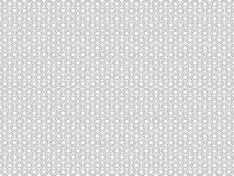 Twist little rounds seamless pattern Royalty Free Stock Images
