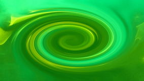 Twist neon green and yellow stock footage