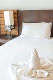 Twist towel Royalty Free Stock Photography