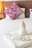 Twist towel Stock Photos