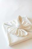 Twist towel Stock Images