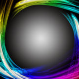 Twisted colors Royalty Free Stock Images