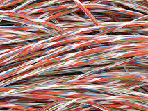 Free Twisted Copper Wires Stock Images - 6025834