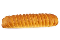Twisted loaf Royalty Free Stock Images