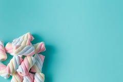 Twisted marshmallow Stock Image