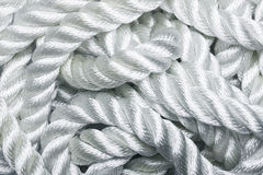 Twisted rope Stock Images