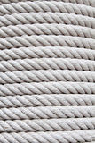 Twisted rope Royalty Free Stock Image
