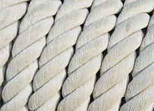 Twisted rope pattern Royalty Free Stock Photos