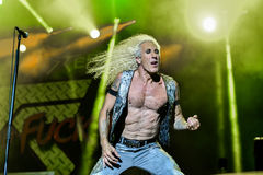 Twisted Sister Hellfest 2016 Royalty Free Stock Photo