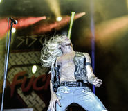Twisted Sister Hellfest 2016 Stock Image
