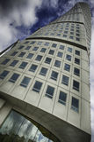 Turning Torso in Malmö, by architect Santiago Calatrava Royalty Free Stock Photography