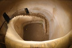Twisted staircase Stock Photography