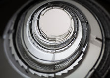 Twisted staircase Royalty Free Stock Photos