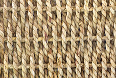 Twisted wicker Royalty Free Stock Photo