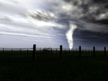 Twister 2 Royalty Free Stock Images