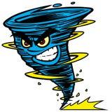 Twister Mascot Royalty Free Stock Image
