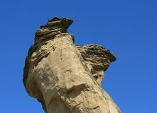 Twisting Hoodoos Royalty Free Stock Photography