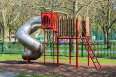 Free Twisty Corkscrew Slide Royalty Free Stock Photos - 180712938