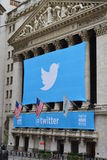 Twitter Royalty-vrije Stock Foto's