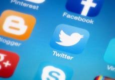 Twitter images libres de droits