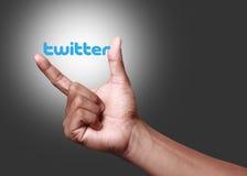 twitter Image libre de droits